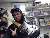 MEMPHIS GUITAR Bass Guitar P-BASS